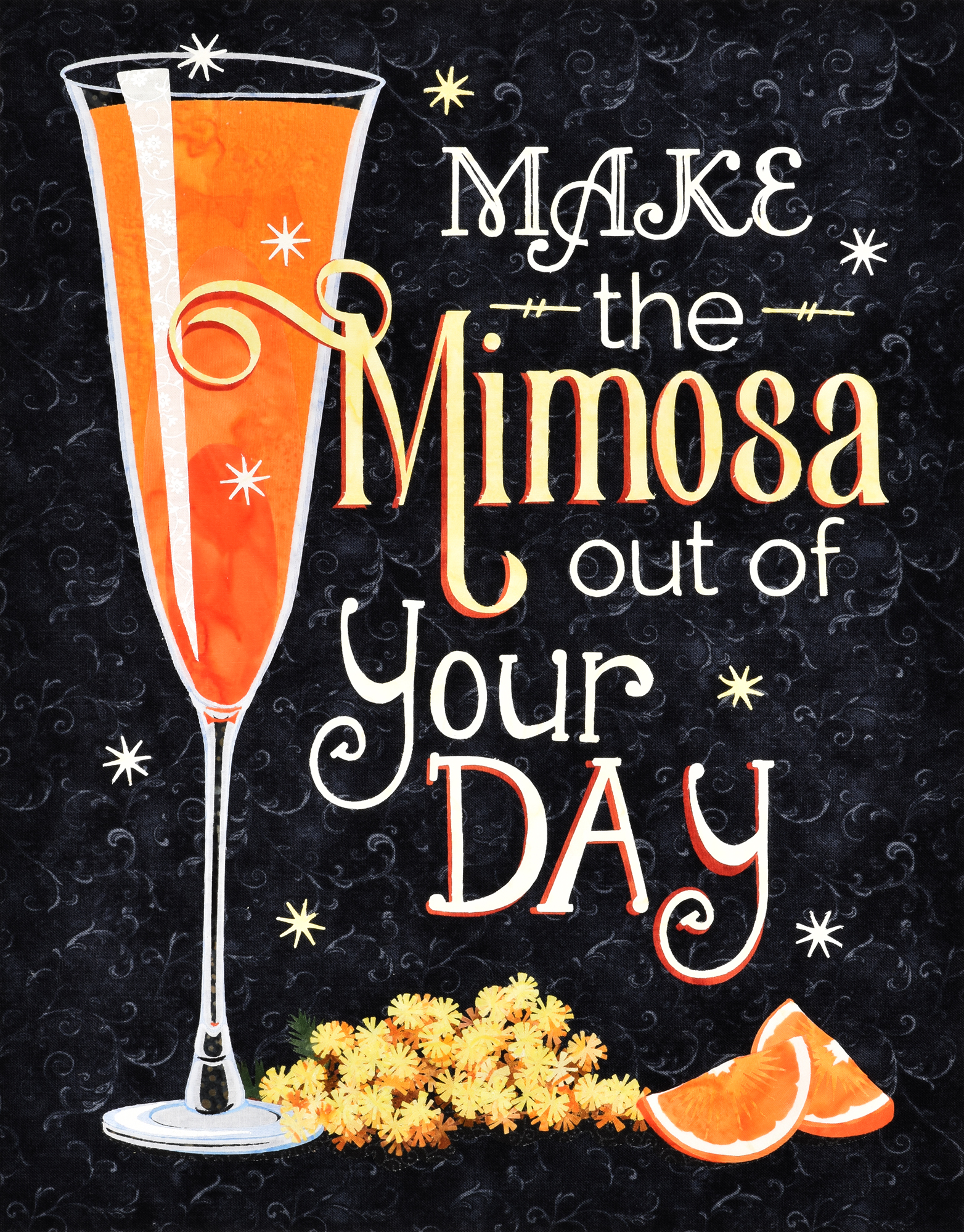 Make the Mimosa Out of Your Day