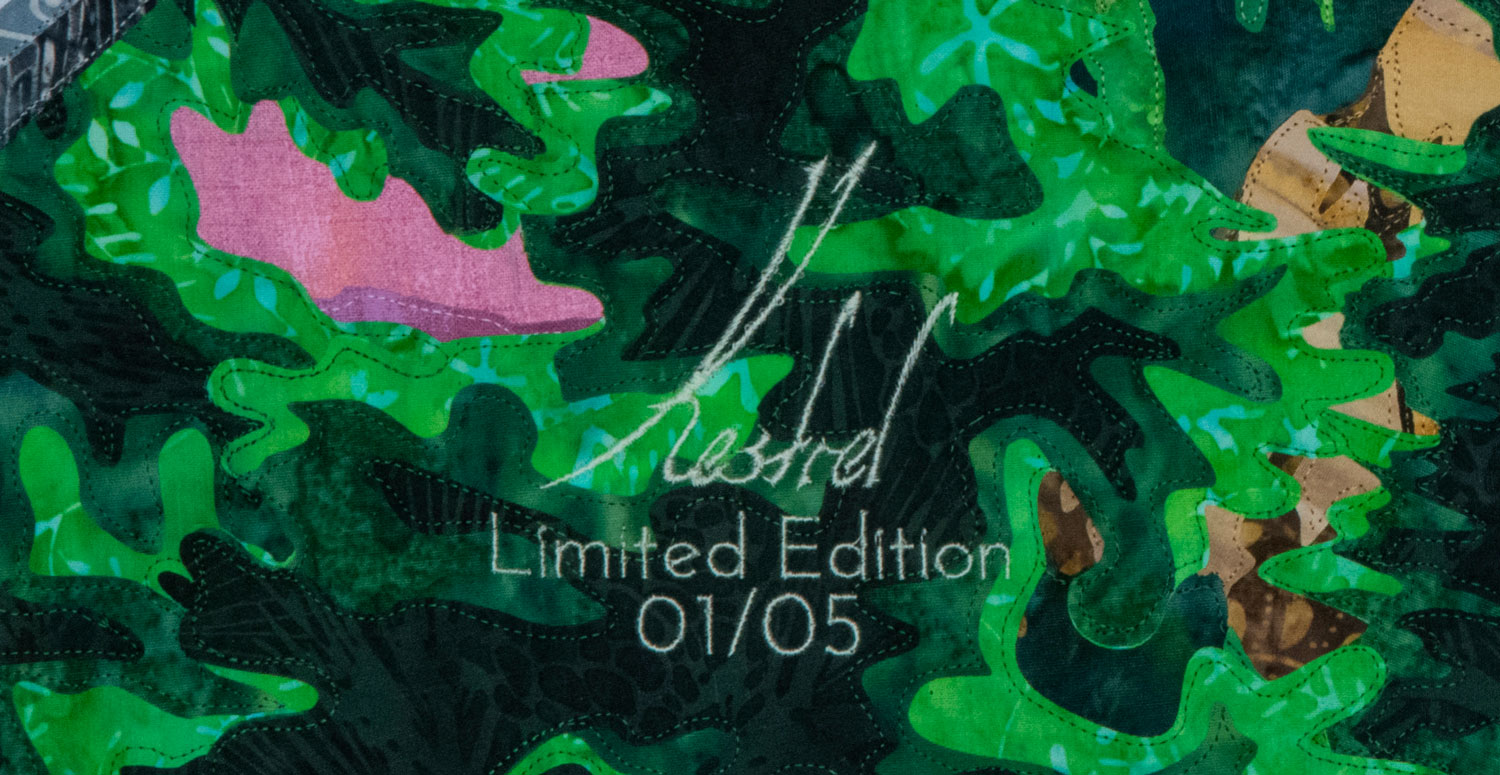 Limited Edition by signature